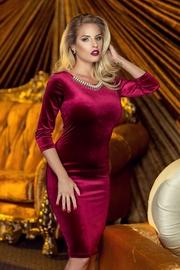 rochii din catifea elastica