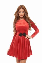 rochii din catifea ieftine