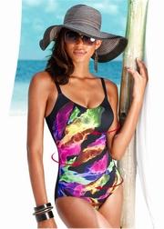costume de baie intregi colorate