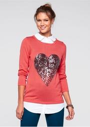 pulovere cu inima