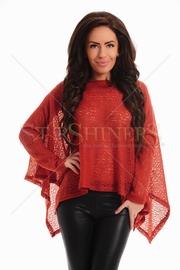 pulovere dama asimetrice