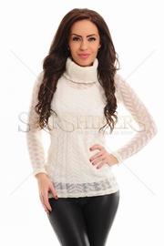 pulovere dama pe gat