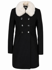 palton scurt dama iarna