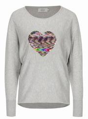 pulover cu inima