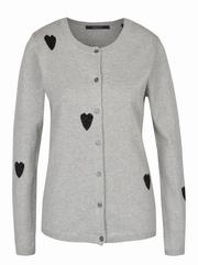 pulovere cu model inima