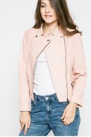 geci piele dama roz