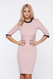 rochii office din bumbac ieftine