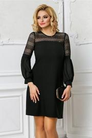 rochii office negre ieftine