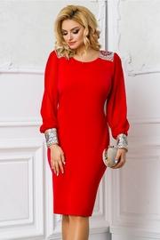 rochii office rosii ieftine