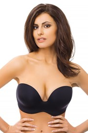 sutien push-up cu silicon