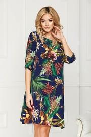 rochii cu flori colorate