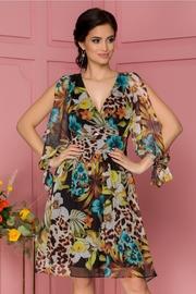 rochii cu flori de vara