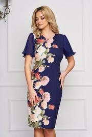 rochii cu flori elegante