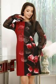 rochii de vara cu trandafiri