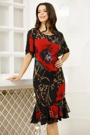 rochii elegante cu flori ieftine