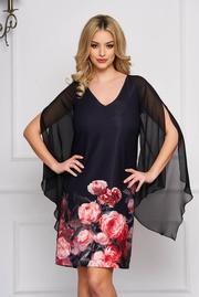 rochii elegante cu imprimeuri florale