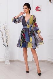 rochii de primavara scurte elegante