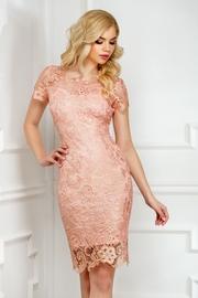rochii de seara elegante cu dantela
