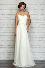 rochii elegante lungi albe