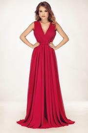 rochii elegante lungi vaporoase
