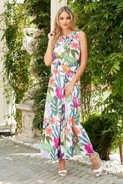 rochii lungi de primavara 2021