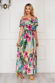 rochii lungi de primavara elegante