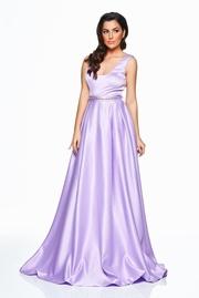 rochii lungi elegante mov