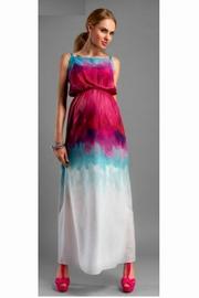 rochii lungi elegante pentru gravide
