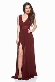 rochii lungi vaporoase elegante