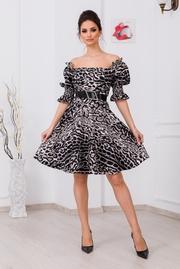 rochii scurte de primavara elegante